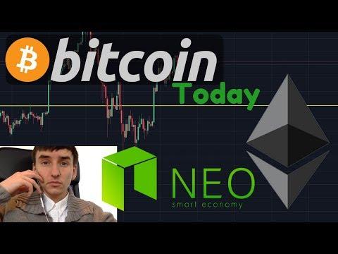 Bitcoin Analysis | Ethereum Bull-Run Incoming? | NEO Technical Analysis