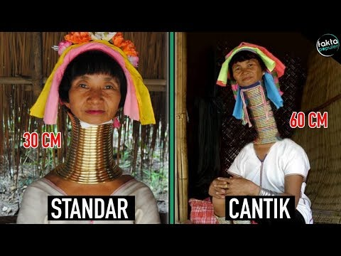 GAK HABIS PIKIR! 5 STANDAR KECANTIKAN BERBAHAYA ZAMAN DULU, ADA DARI INDONESIA!