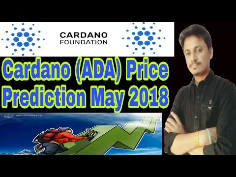 Cardano (ADA) Price Prediction May 2018 | Being India Crypto Tech