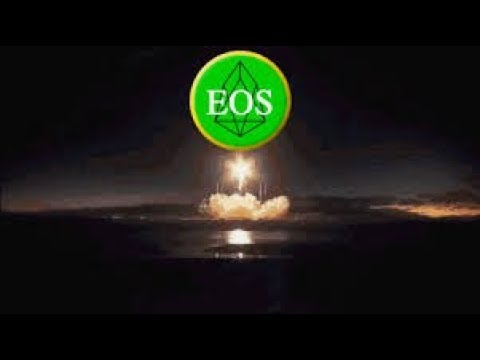 De Crypto markt van vandaag + EOS MOON of in problemen?