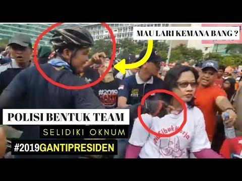 Ada yang Meriang, polisi bentuk Timsus soal Intimidasi Kelompok #2019gantipresiden