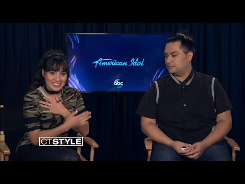 Ada Vox and Michelle Sussett Interview After American Idol