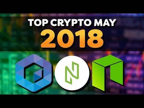 My Top 3 Cryptocurrency For May 2018 – NEO, NULS, NEBLIO
