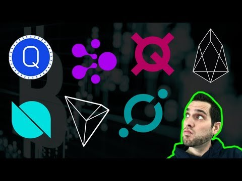 ?Crypto Weekend Rush! $EOS Vulnerabilities? Ontology VBFT | $QSP Audits Binance |  ICONest $ICX