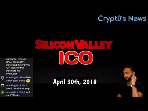"?WHAT??! Silicon Valley To Feature ""ICO"" Episode! / Buffet Hates On Bitcoin / EOS Pre-Release Bugs"