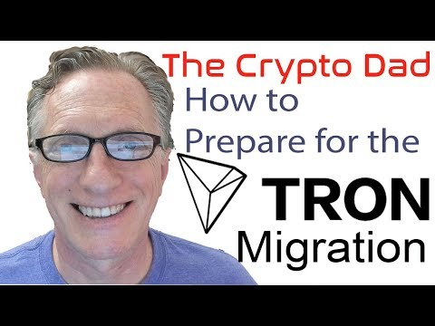 How to Prepare for the Tron Migration from ERC20 tokens to Tron Network