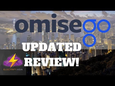 OMG Updated Review – OmiseGo Airdrop! Should You Add This Large Cap To Portfolio?