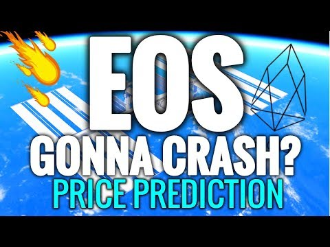EOS Price Prediction Surpassing Ethereum? Should You Invest into EOS Now? EOS Coin Analysis 2018
