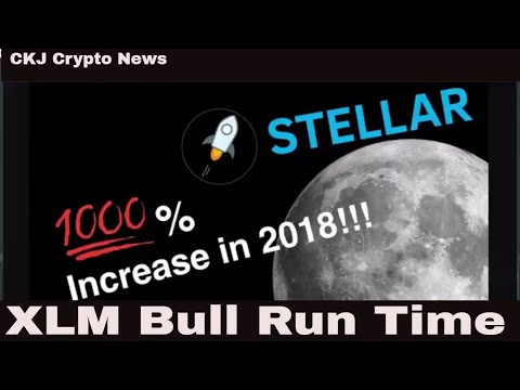 Stellar Lumens XLM. Bull Run Time. Huge partners IBM. Mobile coin.CKJ Crypto News