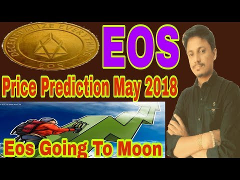 EOS Going To Moon | EOS Price Prediction For May 2018 | Being India Crypto Tech