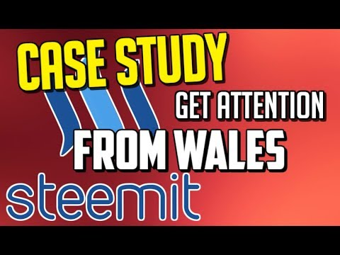 By far the Easiest Way to Get Noticed By Wales on Steemit CASE STUDY