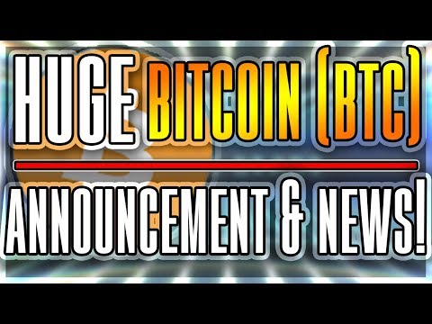 BITCOIN ($BTC) HUGE News Update!! BULLISH on Bitcoin? BTC Lightning Nework! Cryptocurrency News 2018
