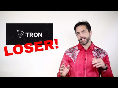 Why Tron (TRX) is a Cryptocurrency Loser