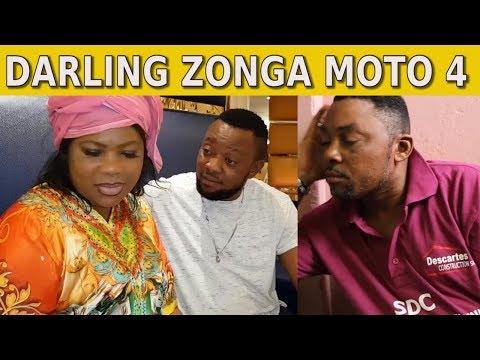 DARLING ZONGA MOTO Ep 4 Theatre Congolais,Makambo,Ebakata,Barcelon,Pierro,Ada,Daddy,Mosantu