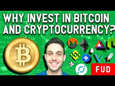 Why you should invest in Bitcoin and Cryptocurrency TODAY!