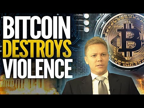 How Bitcoin Destroys The Economics Of Violence – Trace Mayer
