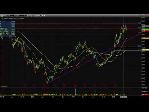 Mike's Tuesday Watch List:$STX $AAPL $AMZN $SHOP