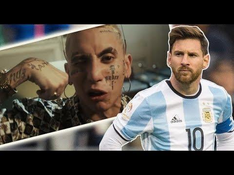 Esto dijo MESSI del TRAP de NEO PISTEA – Messi
