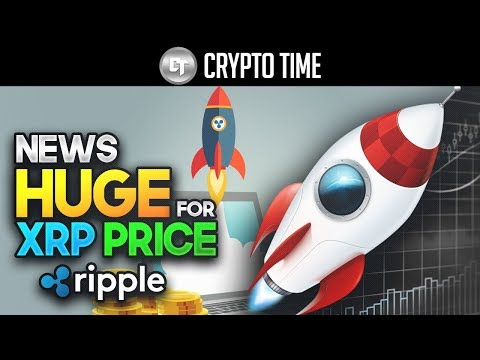 THIS NEWS COULD HE HUGE FOR RIPPLE (XRP) PRICE!!