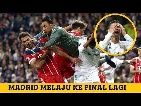 Madrid Melaju ke Final, Tapi Seperti Ada yang Kurang, Ada Apa dengan Ronaldo?
