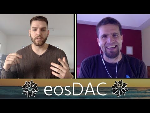 Interview with eosDAC: EOS Community Owned Block Producer & DAC Enabler
