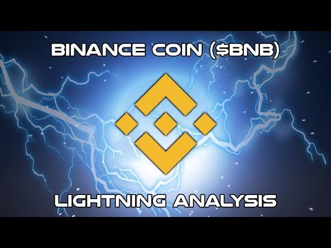 Binance Coin ($BNB) – Lightning Analysis- Cryptocurrency Technical Analysis (2018)