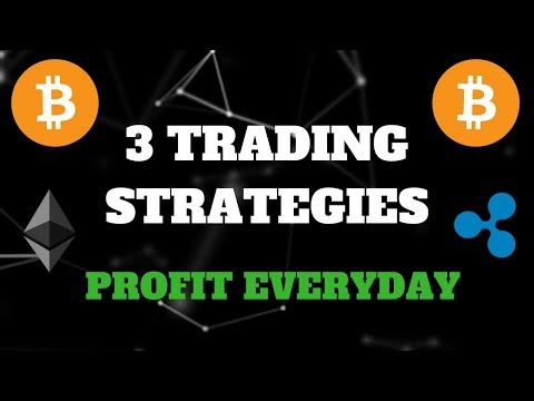 3 TRADING/INVESTING STRATEGIES TO MAKE MONEY WITH CRYPTOCURRENCY