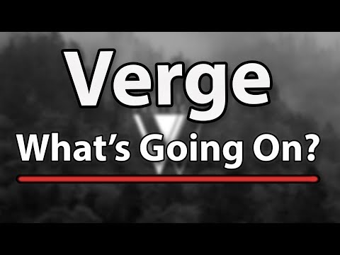 Verge (XVG) What's Going On? Why Is It Going Up? | Late Partnership Succes?