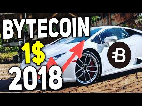 Bytecoin That Crypto Can Make You An Instant Millionaire 2018
