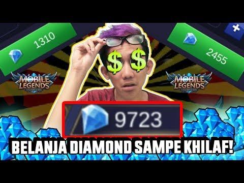 Belanja 9000 DIAMOND Sampe KHILAF Karena ADA HAL INI! – Mobile Legend