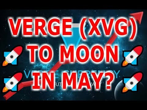 VERGE (XVG) TO MOON IN MAY? – BITFINEX, TOKENPAY, AMAZON, SPOTIFY, PRONHUB, PAYPAL?