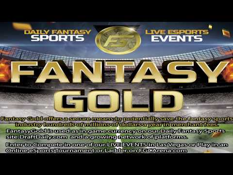 Draftdaily is now  Fantasy Gold this crypto is Powering Sports