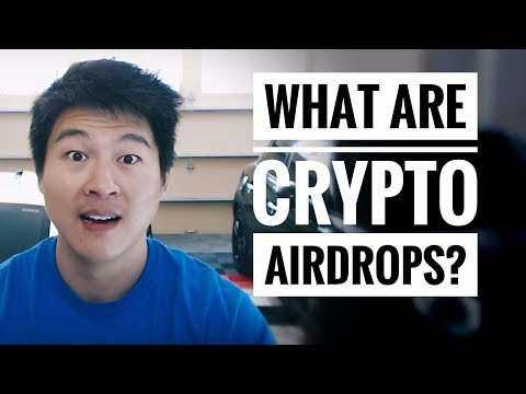 What are Cryptocurrency Airdrops? – A Simple Guide