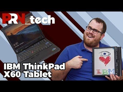 Windows 10 on 11 Year Old IBM ThinkPad | PRN tech