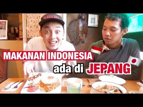 Restoran INDONESIA ada di JEPANG !! ENAK BANGET !!