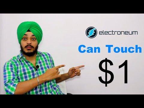 Electroneum Etn Can Touch $1 in May | ETN Blockchain Update | इलेक्ट्रोनियम $1 को छूएगा