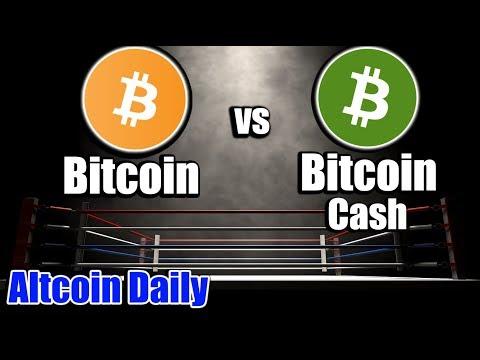 Bitcoin vs Bitcoin Cash – Simply Explained!