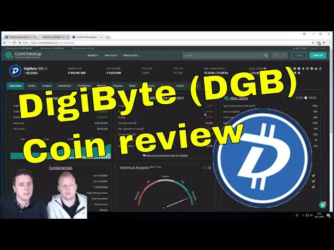 DigiByte (DGB) coin review