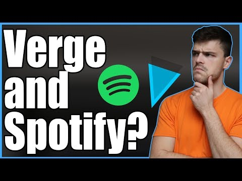 Verge and Spotify partnering up? Ethereum scalability Update