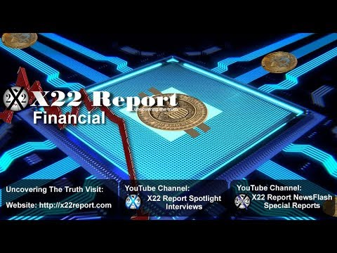 "Central Banks Make Their Move On Cryptocurrency With ""Fed Electronic Money"" – Episode 1558a"
