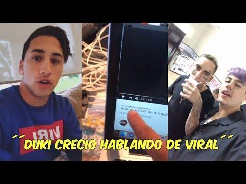 YAO CABRERA vuelve a hablar de DUKI y NEO PISTEA !