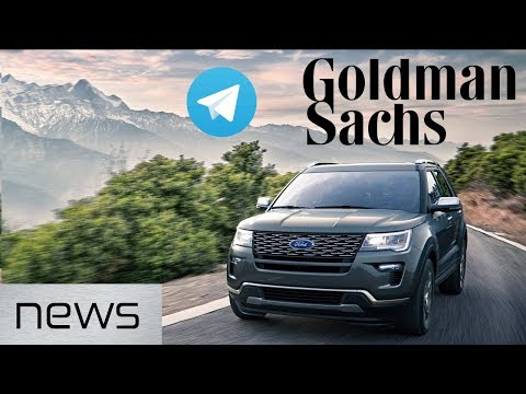 Bitcoin & Cryptocurrency News – Ford Coin, Goldman Sachs, and Telegram Cancelled