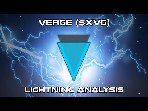 Verge ($XVG) – Lightning Analysis – Cryptocurrency Technical Analysis (2018)