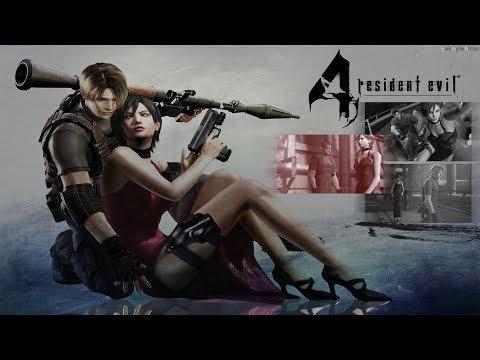 ? RESIDENT EVIL 4 | Separate Ways | Assignment ADA | The Mercenaries