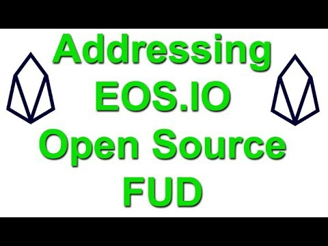 Risks associated with EOS IO being open source addressed