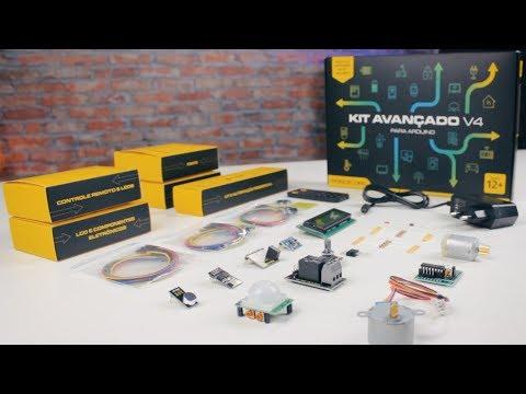 Aprenda Automação e IoT com Arduino