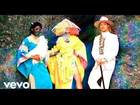 LSD – Genius ft. Sia, Diplo, Labrinth
