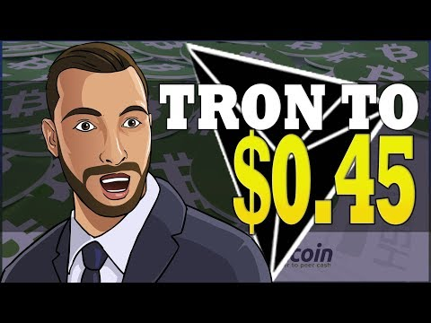 Tron To $0.45 In June? – Tron TRX Crypto – Should You Invest in TRX?