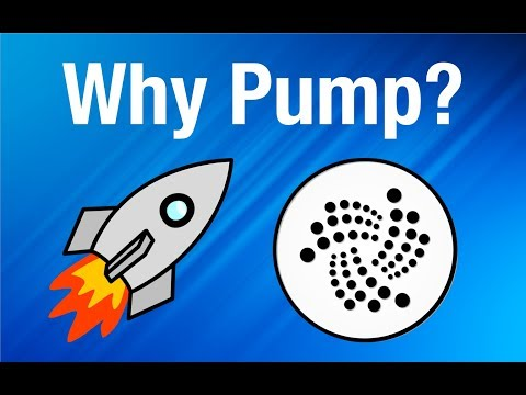 ?Why Is IOTA Pumping? Research, News, Analysis! ?