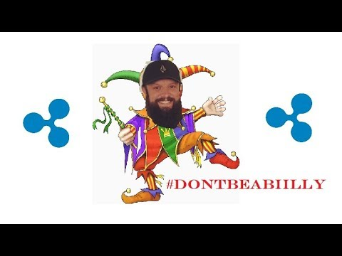 Ripple XRP: Billy Dumped 63K XRP @ .$0.006 #dontbeabilly